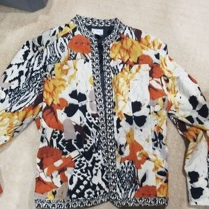 Gorgeous fall chico's jacket
